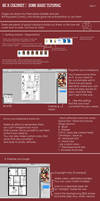 Comics coloring + Health Basic tutorial - pt1