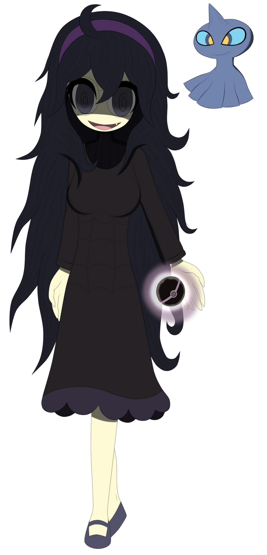 Halloween Event Hex Maniac Kou By Tofukou On Deviantart