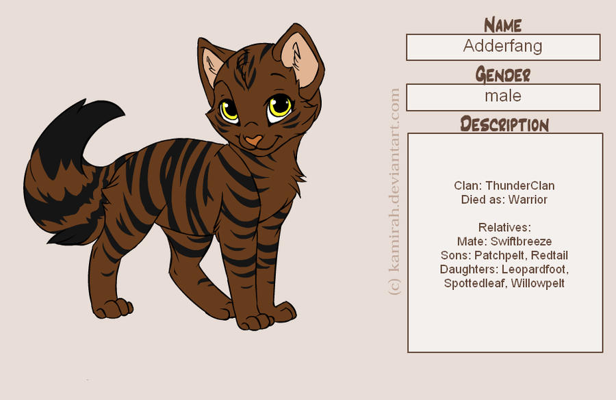 Warrior Cats Blossomfall And Thornclaw