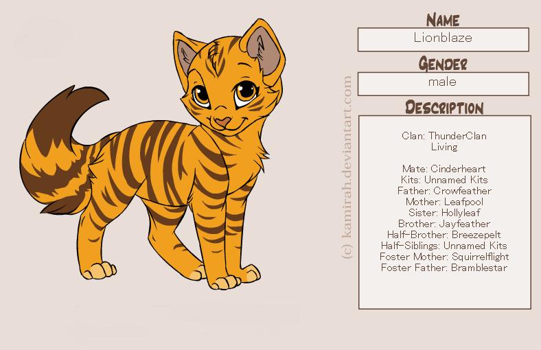 100+ Warrior Cats Mate Maker – yasminroohi