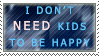 Really don't need