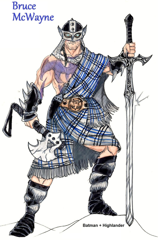Scottish Warrior Art - WeSharePics Scottish Warrior Art