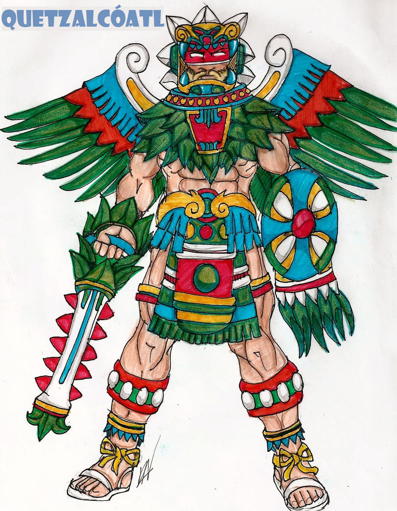 quetzalcoatl man or myth The legend of quetzalcoatl: man or myth from the beginning of the toltec reign in central mexico, the deity quetzalcoatl has been a central figure in the religion and culture of mexico this is undisputed what can be disputed, however, is quetzalcoatl's legitimacy as an historical figure the.