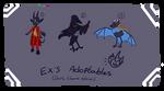 [OPEN] Adoptables by Exzerass