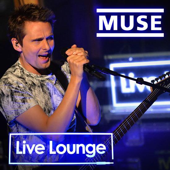 Muse - BBC Radio 1 Live Lounge 2015 Album Art by Ellmer on DeviantArt