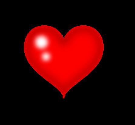 Imagenes de corazones en formato png imagui - Corazon de fotos en pared ...
