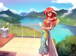 COMMISSION: Honeymoon in Heaven A