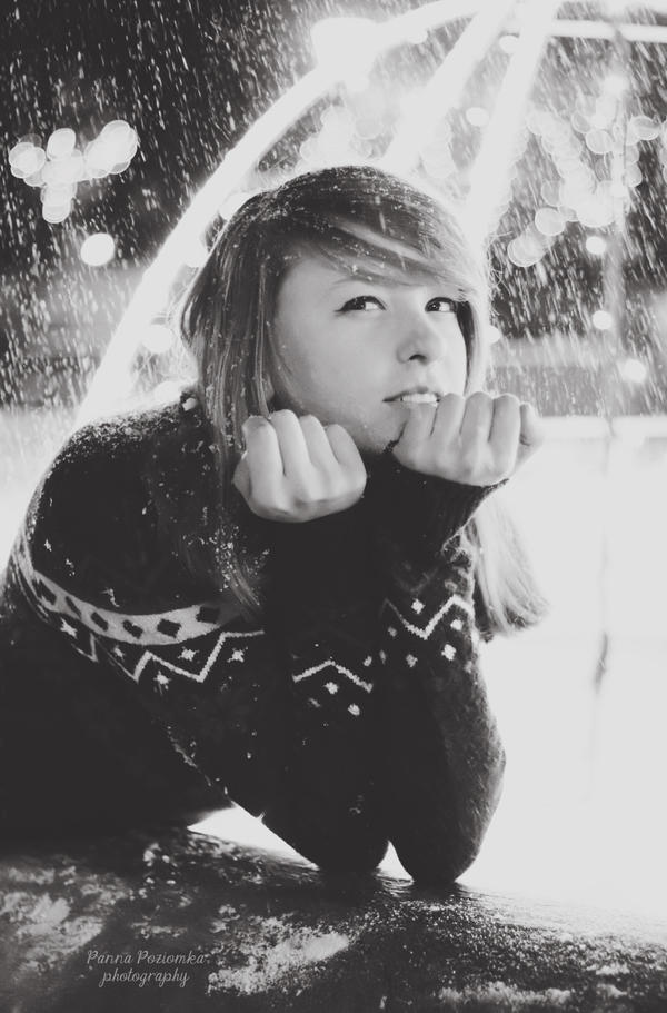 Winter Ola :) by panna-poziomka