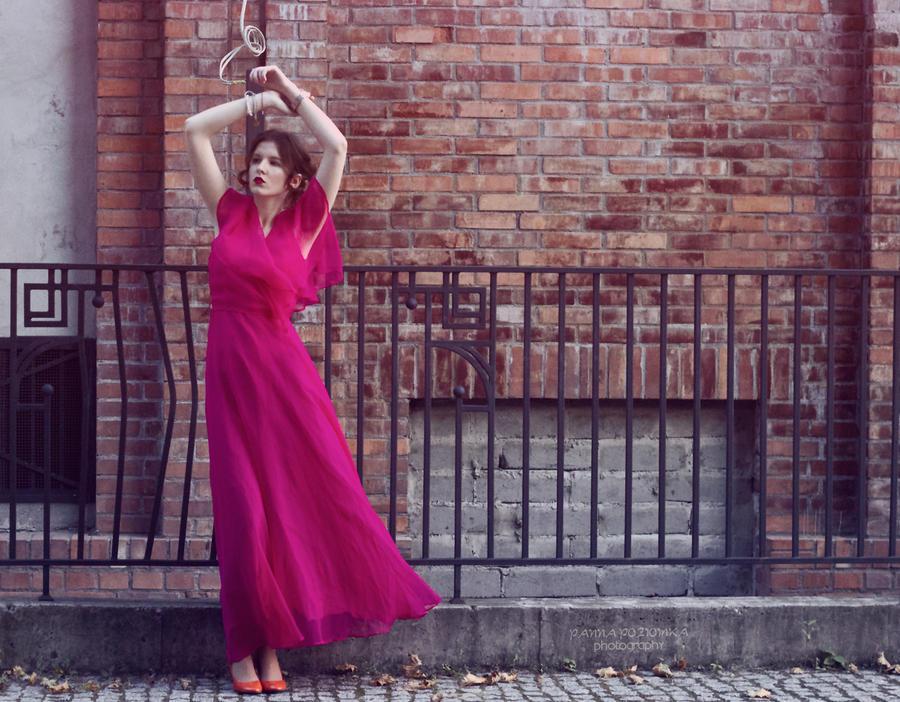 pretty in pink. by panna-poziomka