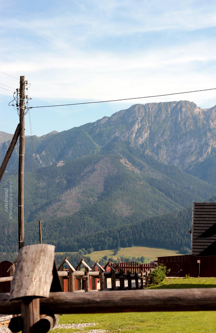 Tatry Mountains by panna-poziomka