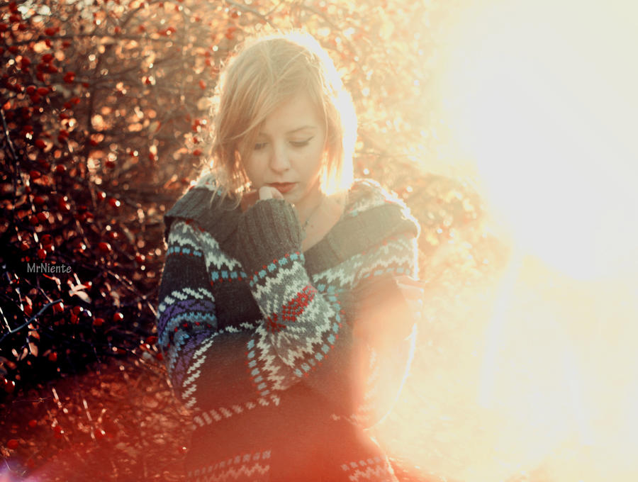 warm autumn by panna-poziomka
