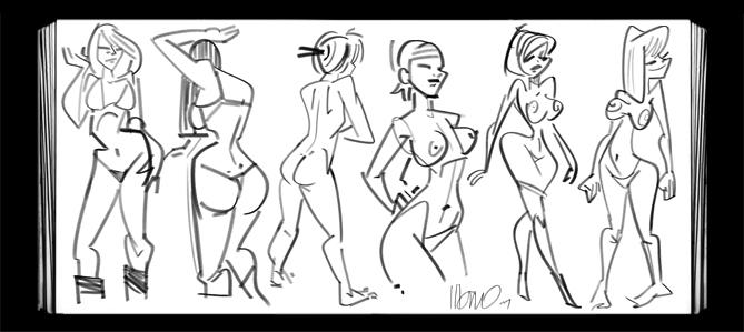 Sketchz 8 by gordomanteca