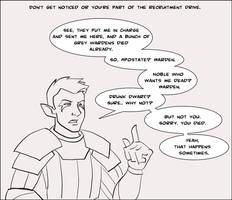 Dragon Age: Recruitment