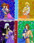 Kingdom Hearts Couples Complete