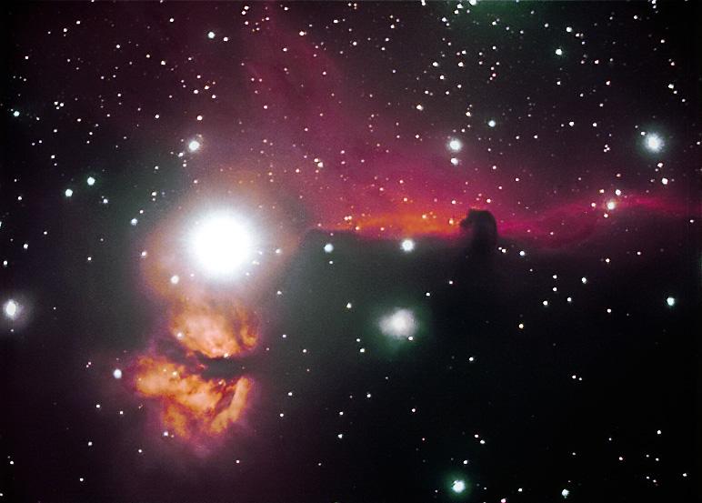 horsehead nebula by Ed-Head73