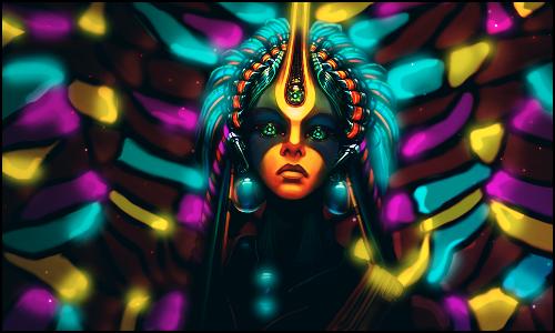 Colorfullandriod by Mind-Designer