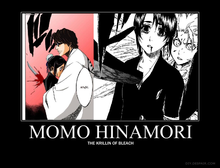 Momo Hinamori Demotivational by Rebelion212