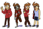 The many Tords