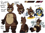 Russel - Reference sheet