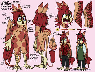 Flapjack - 2021 Reference Sheet