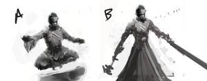 More sketches by zeedurrani