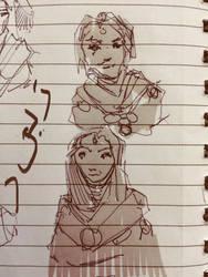 Sketch Fantasy 200317