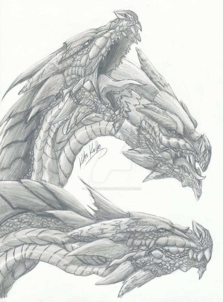 Hydra by KaiWolfbain2