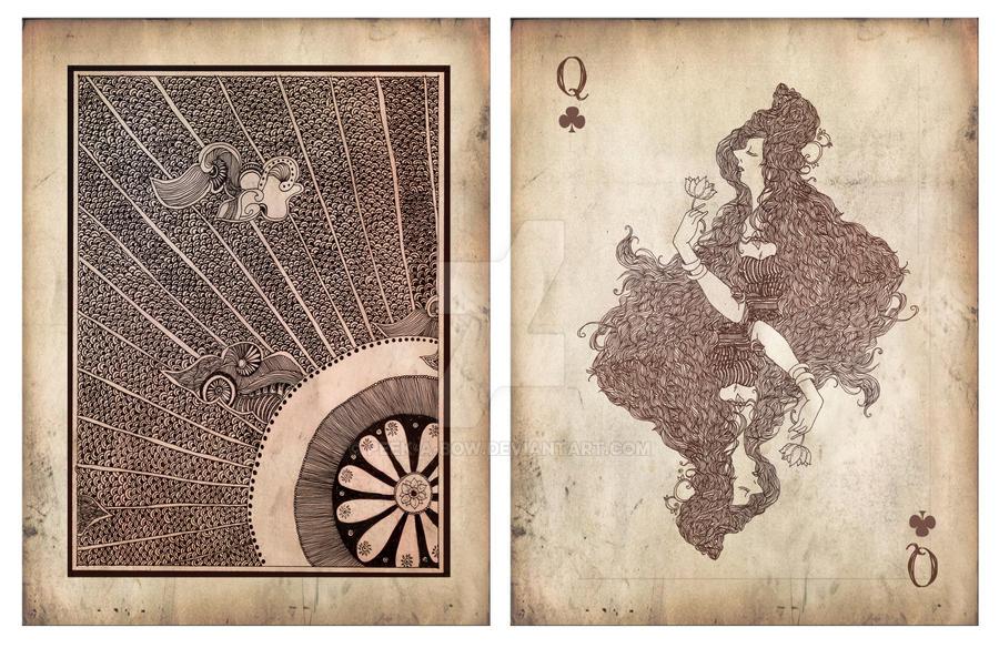 kausalya card by peek-a-bow