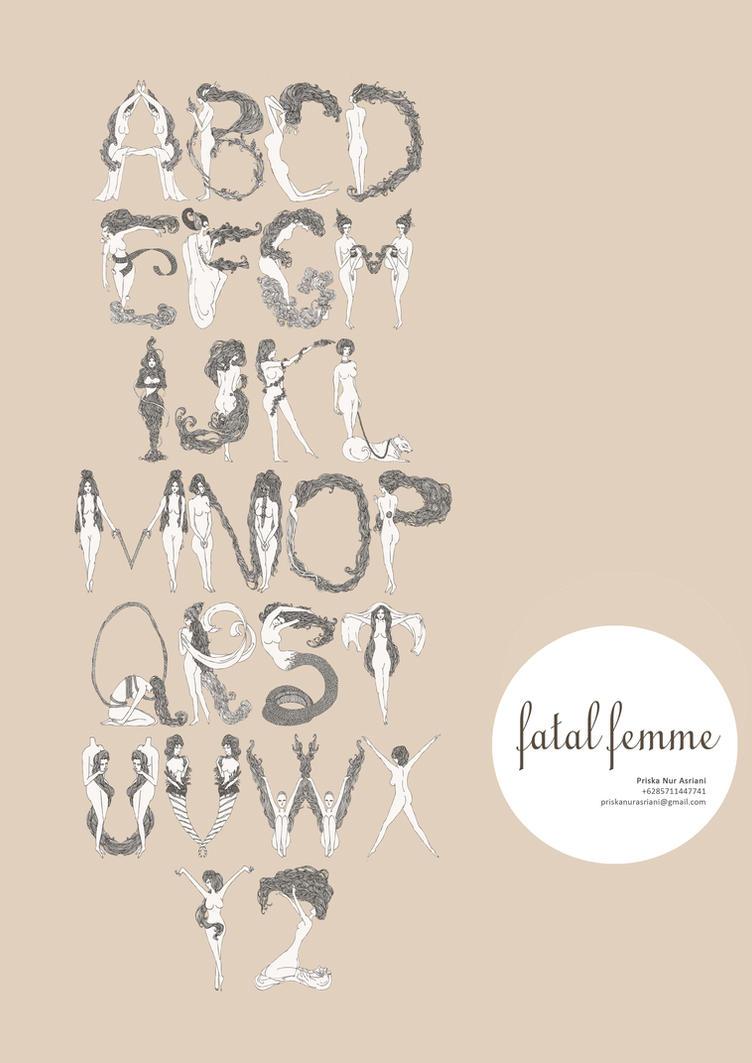 fatal femme by peek-a-bow