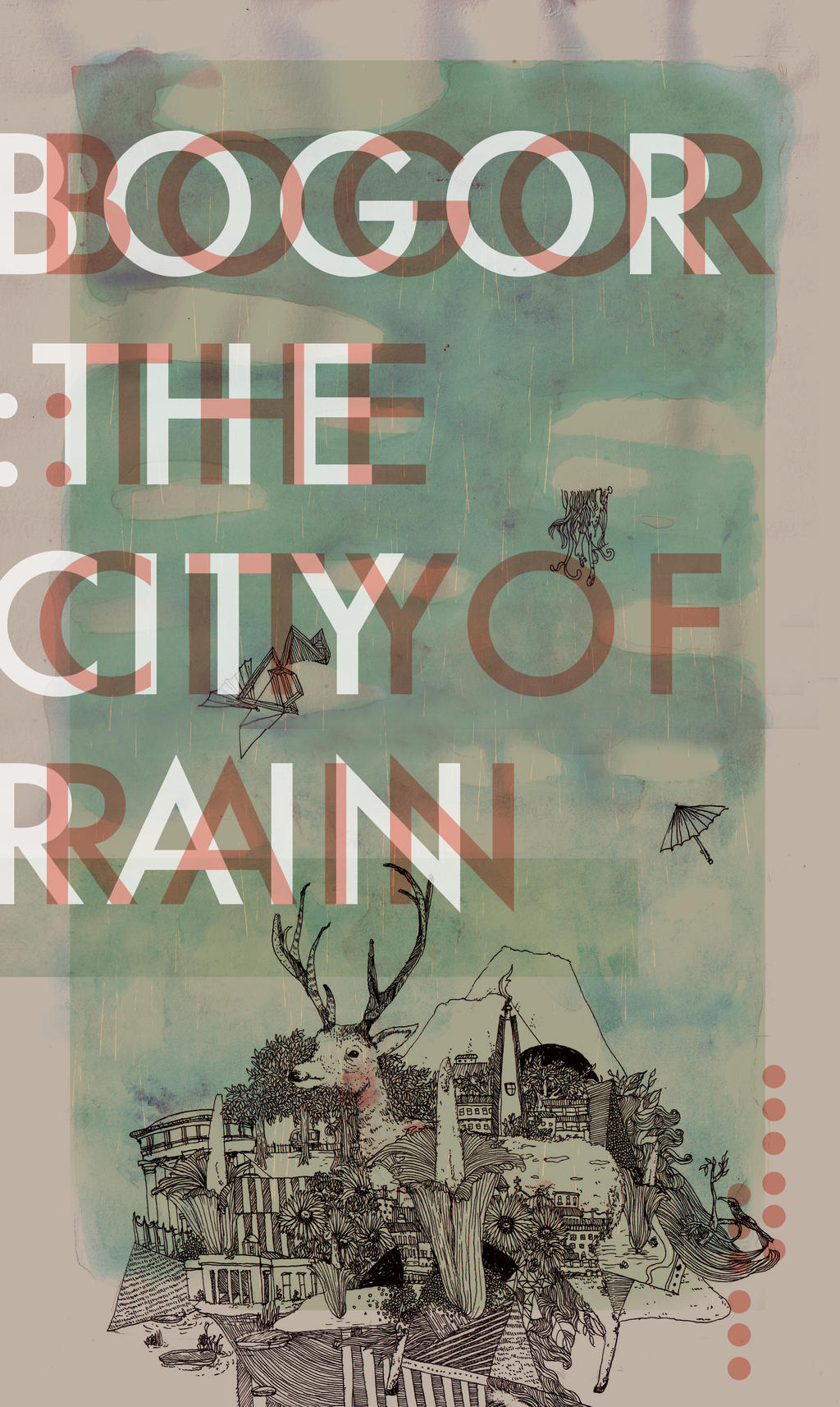 the city of rain by peek-a-bow