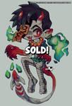 tamed oni [auction, closed] autobuy bonus added