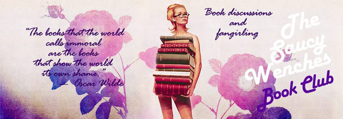 Saucy Wenches Book Club - header