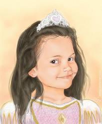 Princess Elise by ashrel