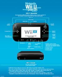 Wii U pixel art. by ashrel