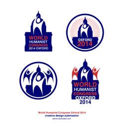 World Humanist Congress 2014 creative designs by ashrel