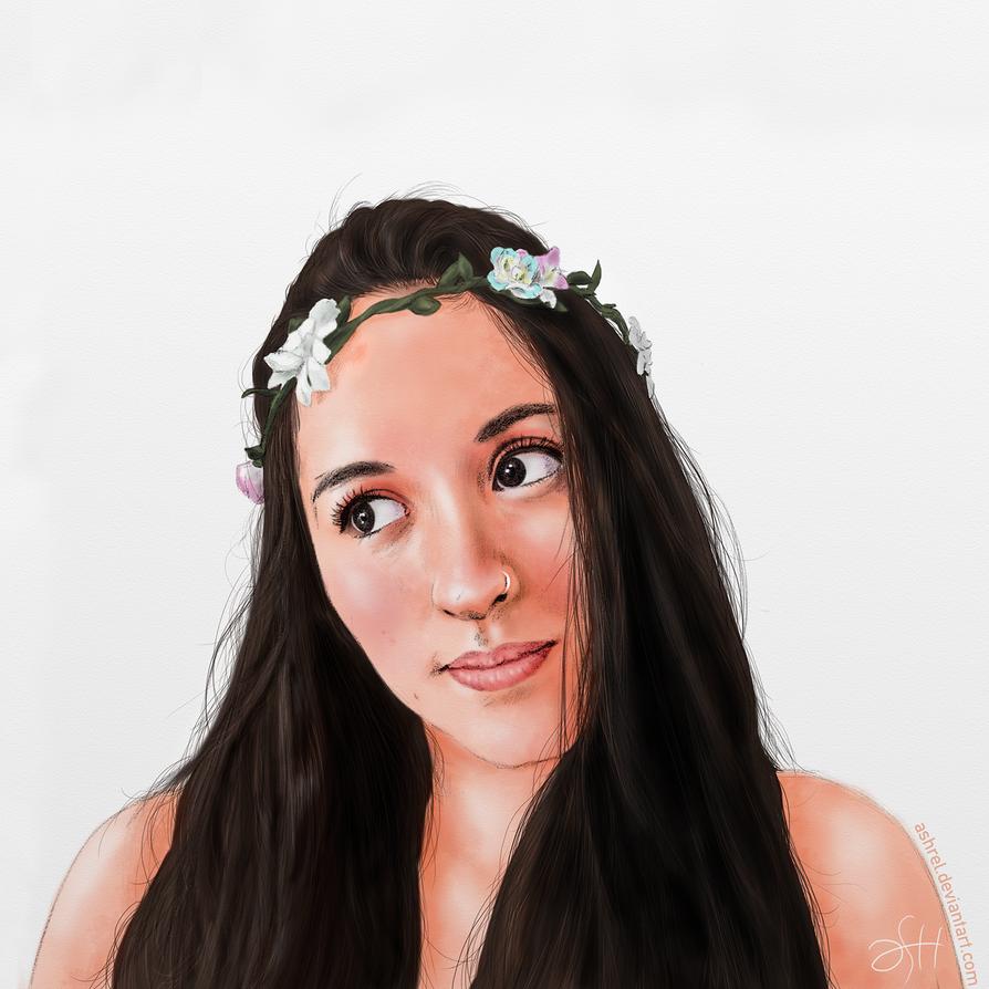 Natalie by ashrel