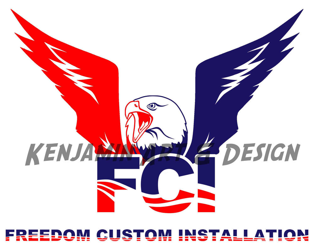 Full Logo Watermark by Kenjamin-Art-Design