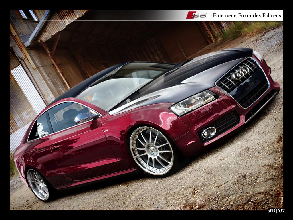 VMod Audi S By Sfdesignz On DeviantArt - Audi s5 custom