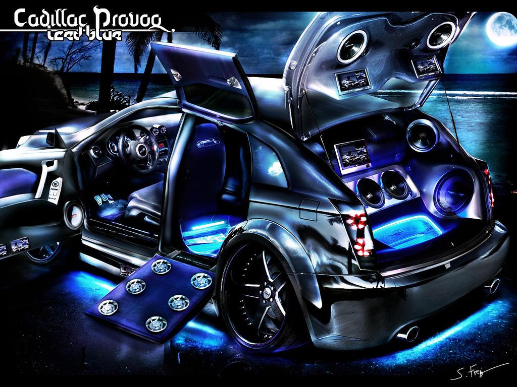 vMod - Cadillac Provoq by sfdesignz