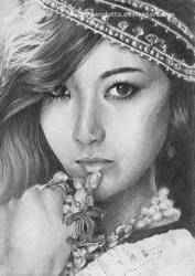 Sica the Ice Princess by sweet-vendetta