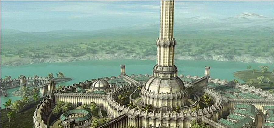 Oblivion Wallpaper Redo By Gordonfalck On Deviantart