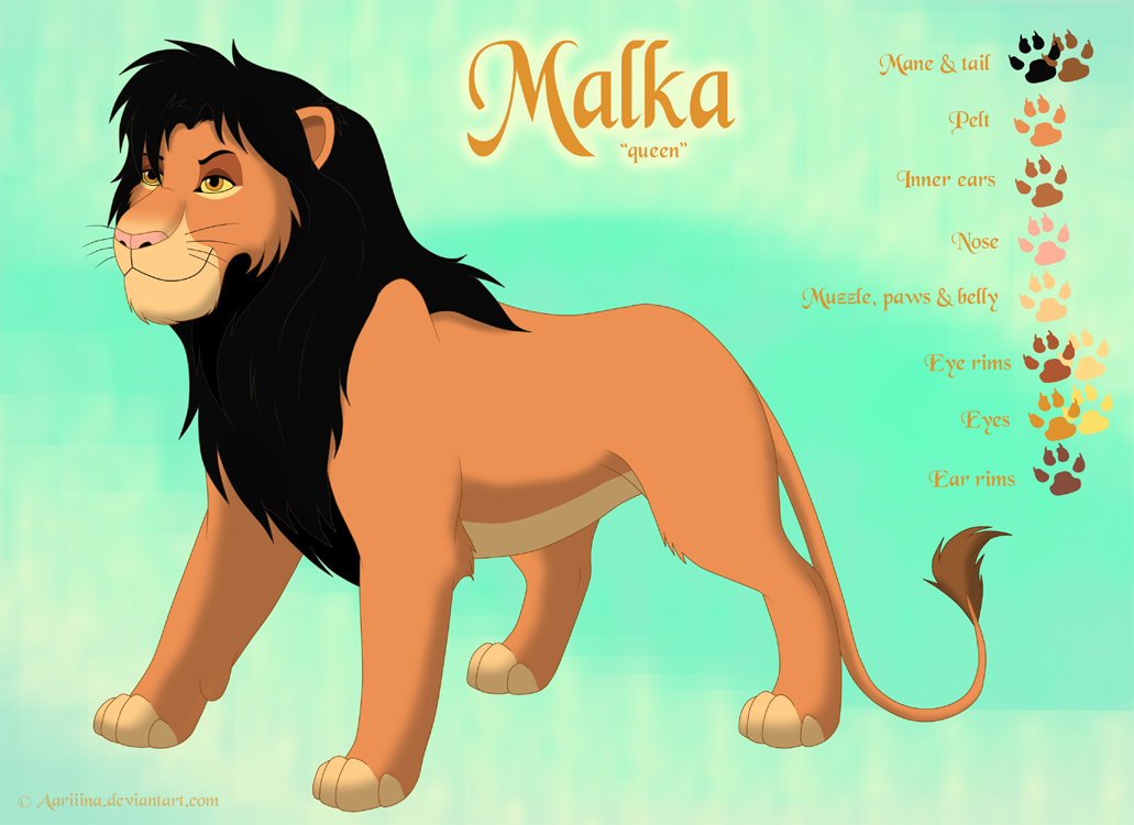 P.O The Lion King King_despite_the_name_by_aariina-d5b7pe7
