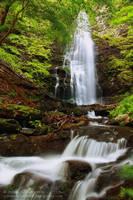 Fairy waterfall by tihomirmladenov