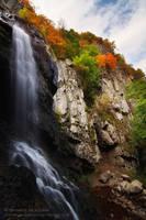 Boyana falls by tihomirmladenov