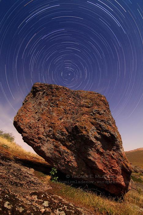 Sisyphean rock by tihomirmladenov