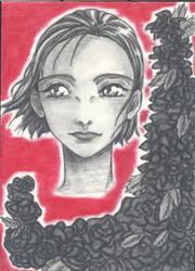 Roses by Melmothia