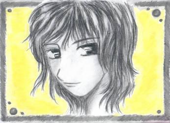 Charcoal Boy by Melmothia