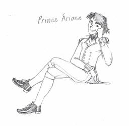 RP :: Prince Ariane by see03