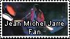Jean Michel Jarre Stamp by Hossinfeffa