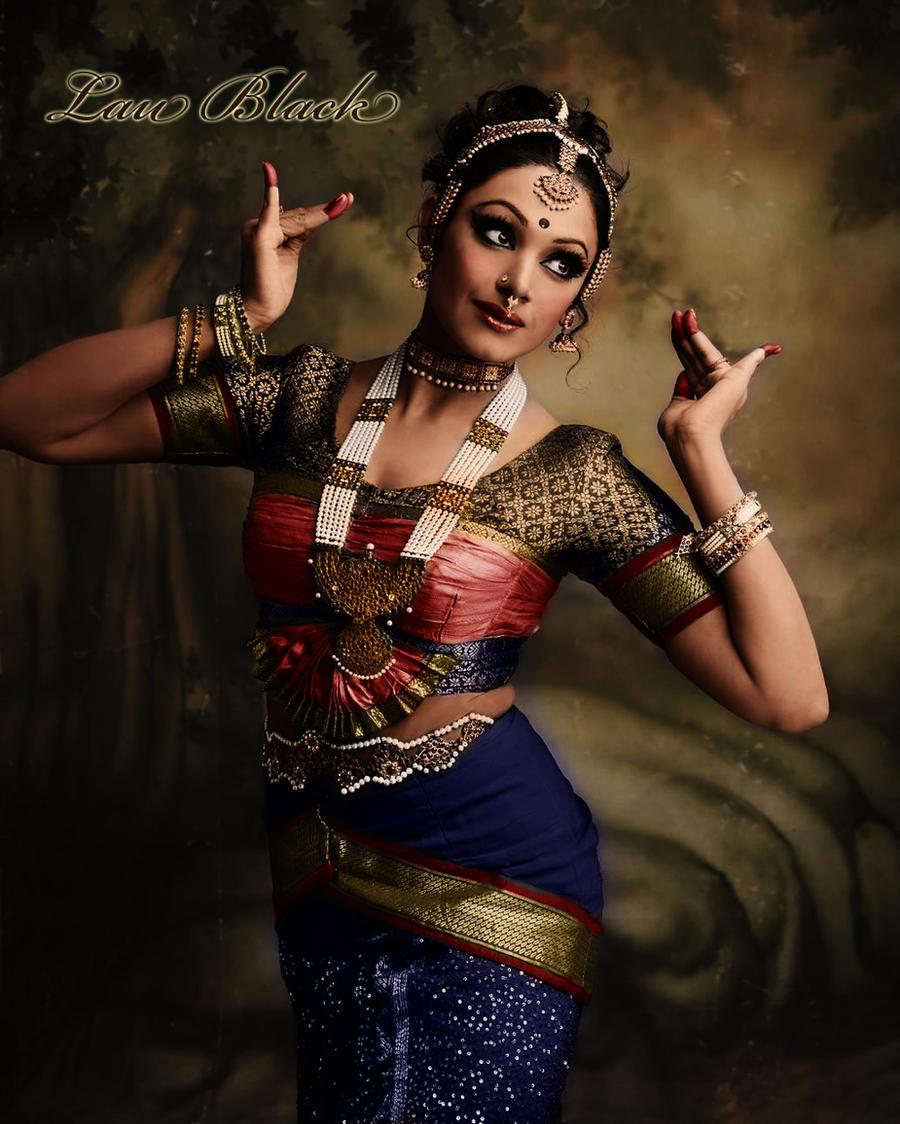 Shobana by laublackBharatanatyam Shobana